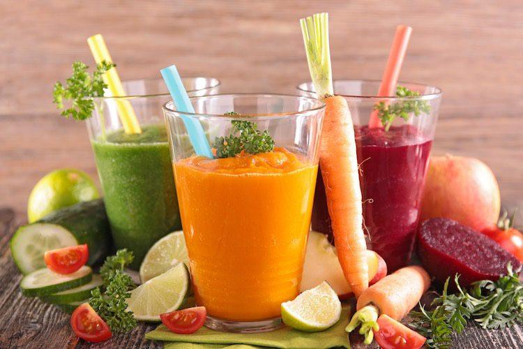 5 formas de comer más verduras y frutas