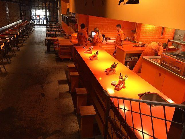 Es considerado por los expertos en gastronomía como el mejor restaurante que hay en toda  la ciudad de Barcelona