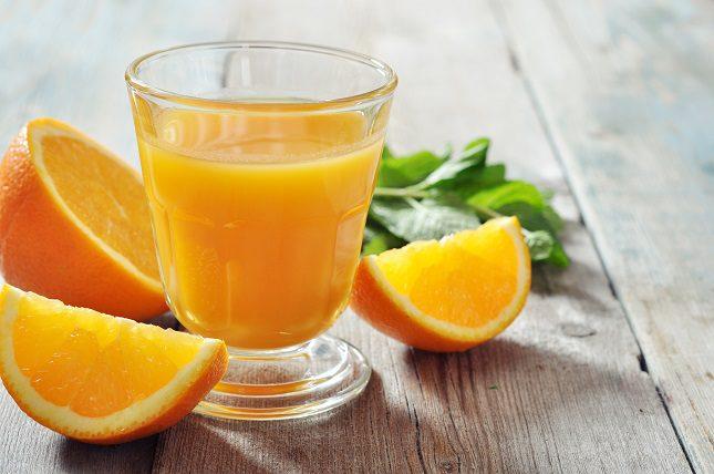 La naranja es una de las frutas estrella durante los meses de primavera