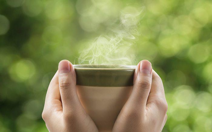 El negro es el té más potente de todos ellos