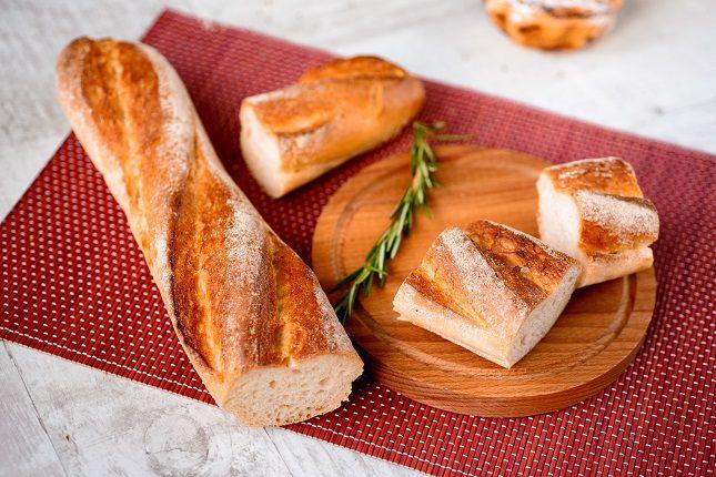 No existen grandes diferencias entre ambos tipos de panes