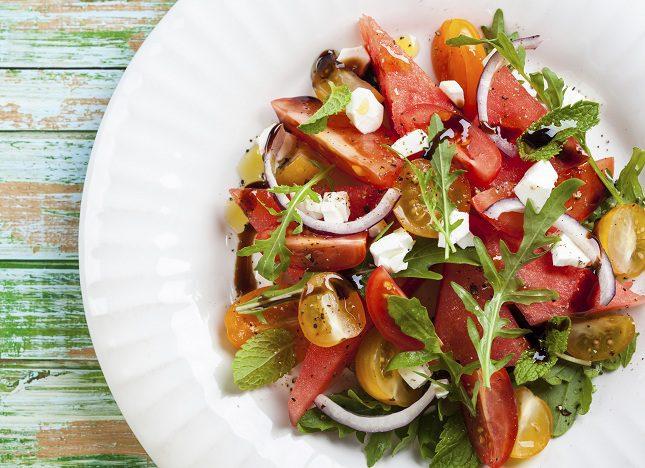 Recoge recetas fáciles y saludables que puedas hacer en verano