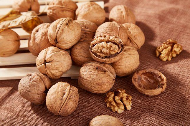 Las nueces son frutos secos que no pueden faltar en la dieta de ninguna persona
