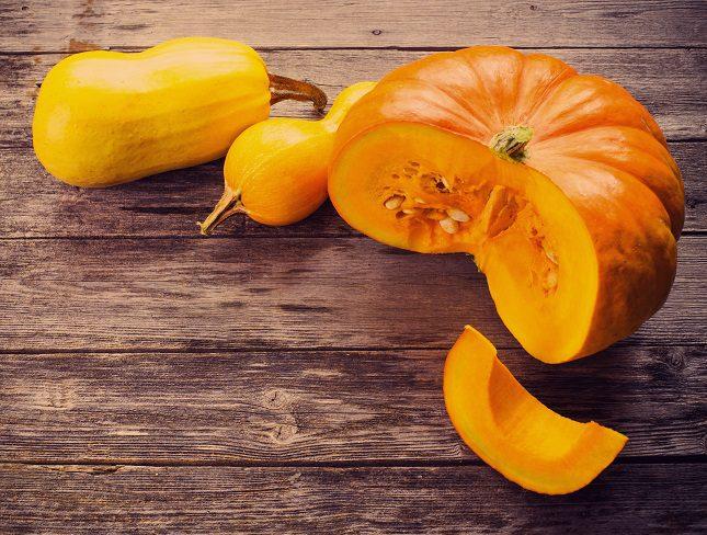 La calabaza es una verdura que nos recuerda al otoño