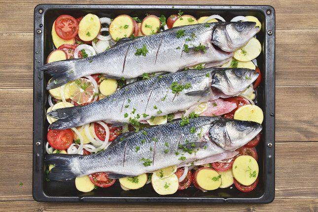 Esta receta de pescado es perfecta para triunfar durante la cena de Nochevieja