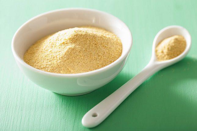 La levadura nutricional tiene el mismo sabor que el queso