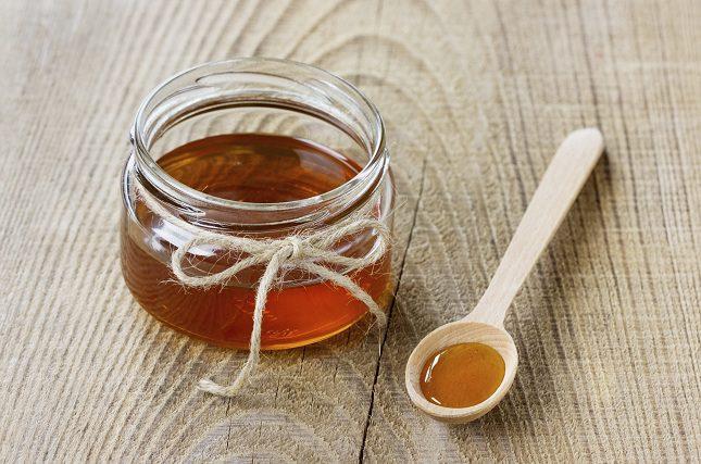 El único problema es que la miel es bastante calórica